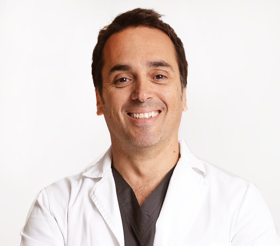 Equipo médico. I.C.M Barcelona. Dr. Fernando Serrat