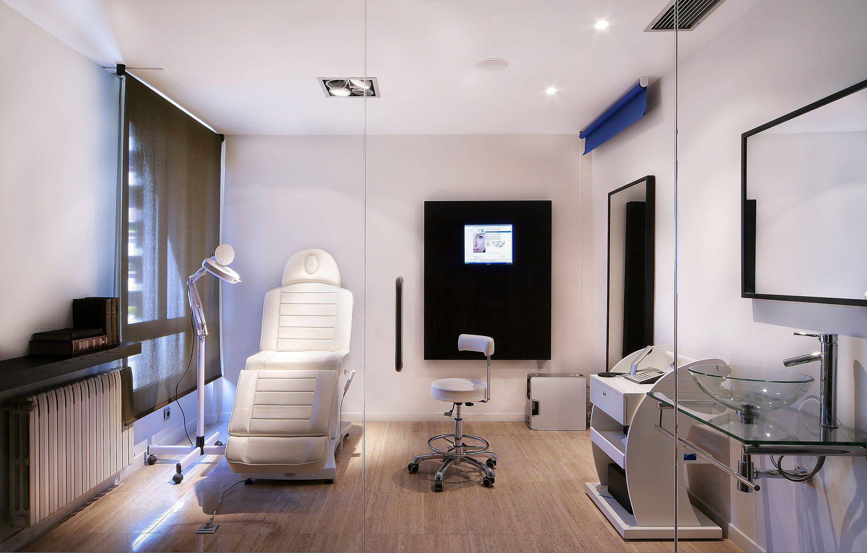 el centro. I.C.M: Instituto de Cirugía mamaria en Barcelona